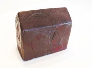 Neuse A House 94146 Cast Iron Sculpture 1994 72 dpi