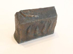 Neuse Swoosh 94139 Bronze Sculpture 1994 72 dpi