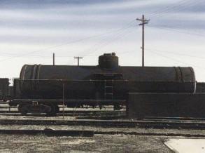 Rail Tanker