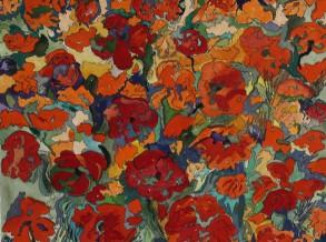 Looking Down-Poppy Field II