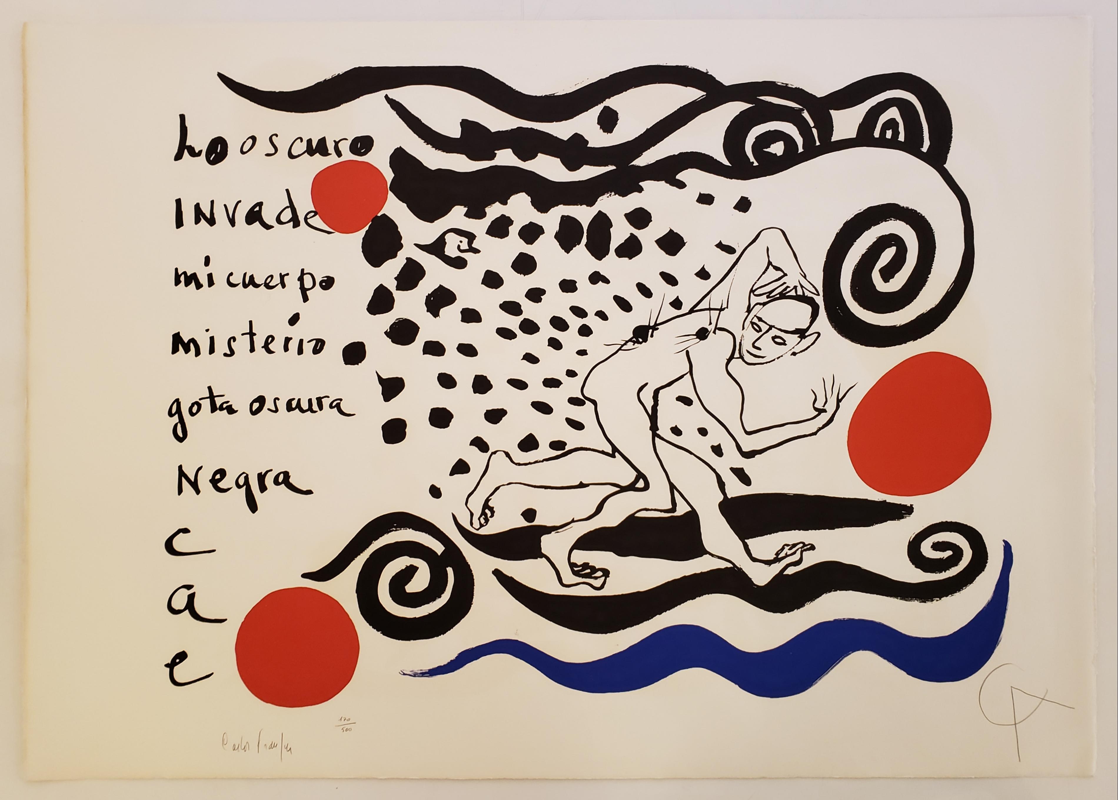 Alexander Calder - Abstract Grid