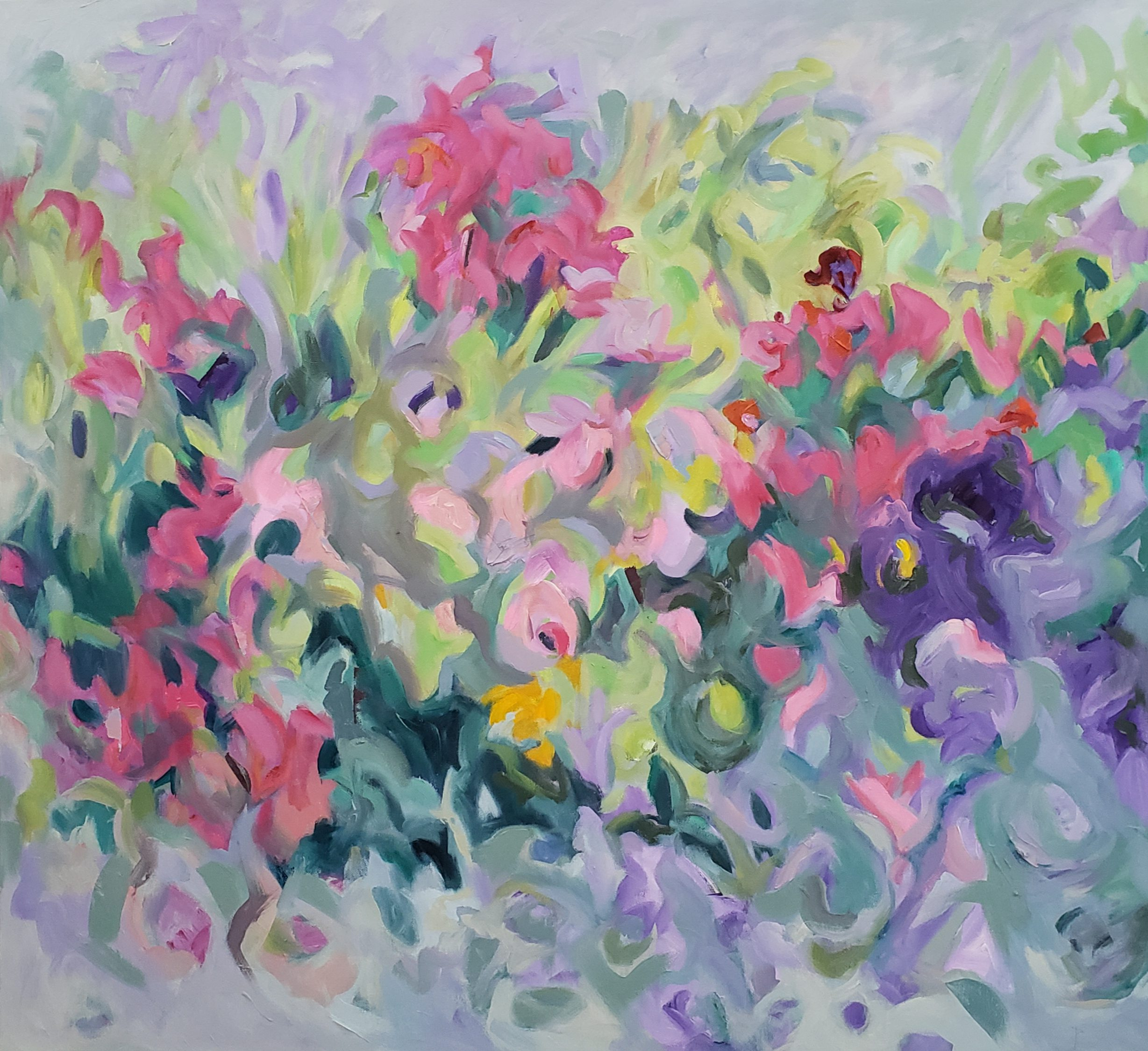 Hazel Belvo - Barb's Flower Box II